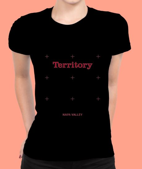 Product Image for Territory T-Shirt (using options for color choice)