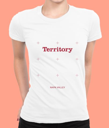 Product Image for Territory T-Shirt (using SKUs for color choice)